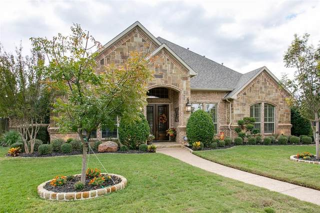 5510 Texas Trail, Colleyville, TX 76034 (MLS #14462930) :: All Cities USA Realty