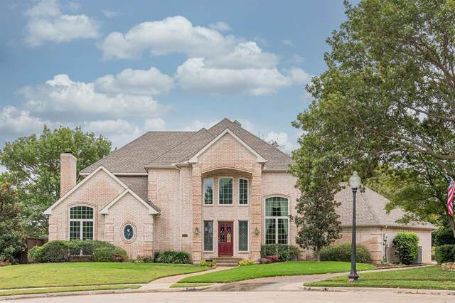 1310 Lakewood Drive, Mckinney, TX 75072 (MLS #14462967) :: The Rhodes Team