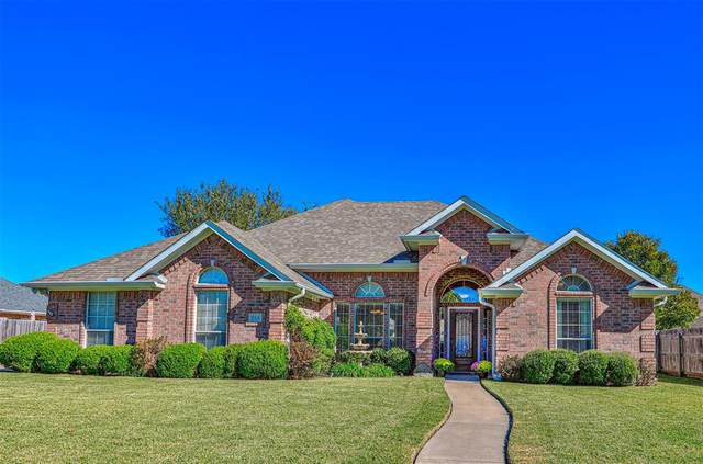 914 Wheeler Creek Drive, Gainesville, TX 76240 (MLS #14462970) :: The Kimberly Davis Group