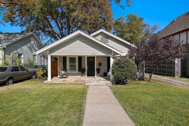 3320 W 5th Street, Fort Worth, TX 76107 (MLS #14462974) :: The Tierny Jordan Network