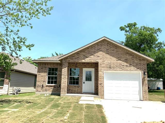 3411 Pickett Street, Greenville, TX 75401 (MLS #14462984) :: The Kimberly Davis Group