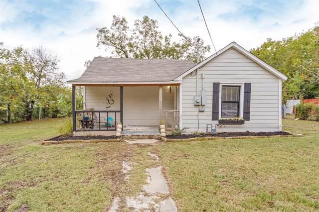 603 W Brady Street, Decatur, TX 76234 (MLS #14462987) :: Real Estate By Design