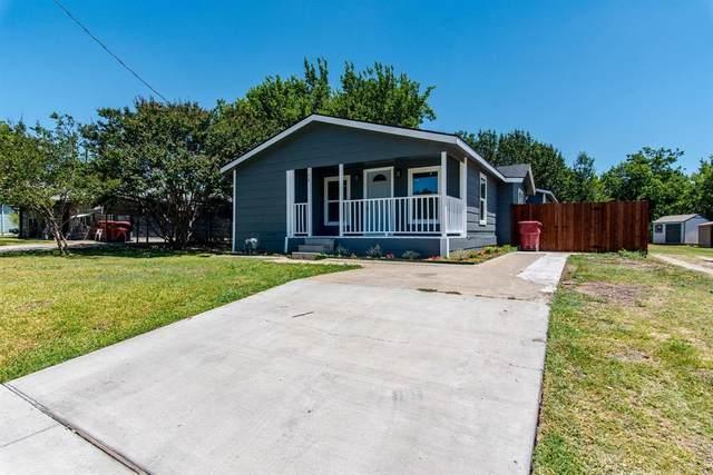 708 Wood Street, Royse City, TX 75189 (MLS #14462999) :: The Good Home Team