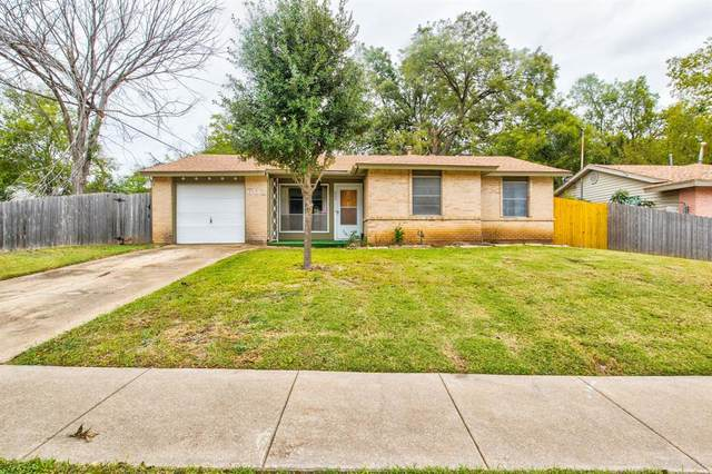 603 Richard Drive, Arlington, TX 76010 (MLS #14463004) :: Potts Realty Group