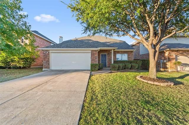 1505 Diamond Creek Court, Lewisville, TX 75067 (MLS #14463013) :: Hargrove Realty Group