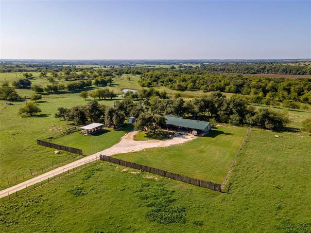 1371 County Road 403, Stephenville, TX 76401 (MLS #14463016) :: The Kimberly Davis Group