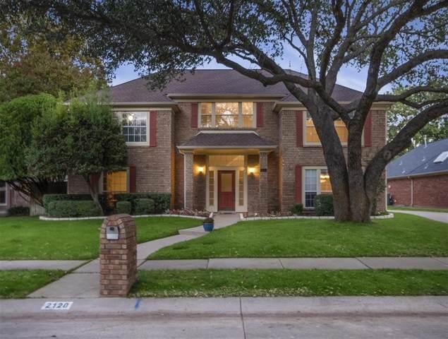 2120 Strathmore Drive, Highland Village, TX 75077 (MLS #14463022) :: The Rhodes Team