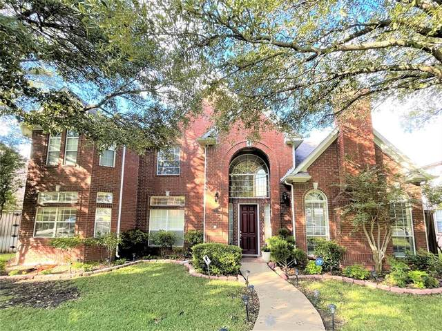 4305 Waterford Drive, Plano, TX 75024 (MLS #14463025) :: Real Estate By Design