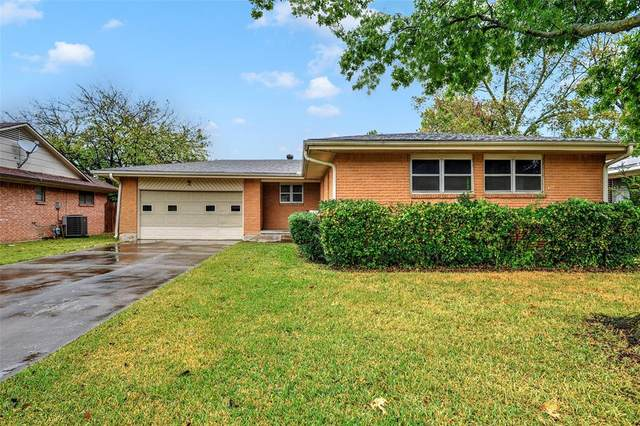 2505 N Alexander Street, Sherman, TX 75092 (MLS #14463058) :: Post Oak Realty