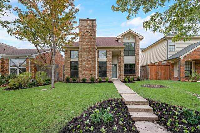4223 Phoenix Drive, Carrollton, TX 75010 (MLS #14463070) :: The Paula Jones Team | RE/MAX of Abilene