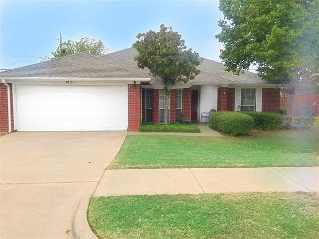 1025 Park Place Boulevard, Midlothian, TX 76065 (MLS #14463075) :: The Good Home Team