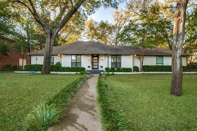 1738 Timbergrove Circle, Dallas, TX 75208 (MLS #14463105) :: All Cities USA Realty