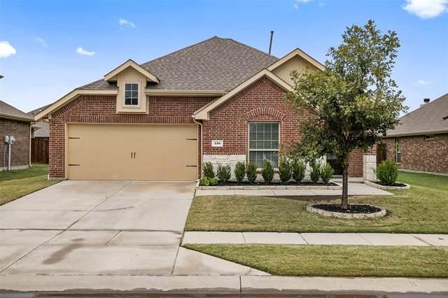 120 Griffin Avenue, Fate, TX 75189 (MLS #14463119) :: The Good Home Team
