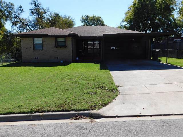 1110 E Summit, Sherman, TX 75090 (MLS #14463171) :: Post Oak Realty