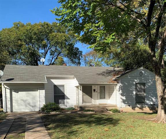 913 Ashwood Drive, Garland, TX 75041 (MLS #14463174) :: All Cities USA Realty