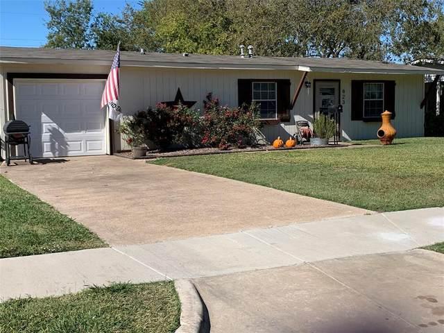 823 Jardin Drive, Mesquite, TX 75149 (MLS #14463190) :: Keller Williams Realty