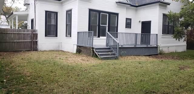1813 Fuller Street, Greenville, TX 75401 (MLS #14463192) :: The Kimberly Davis Group