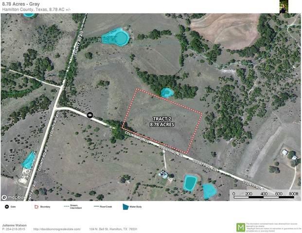 TBD Cr 436 & 410, Purmela, TX 76566 (MLS #14463204) :: The Kimberly Davis Group