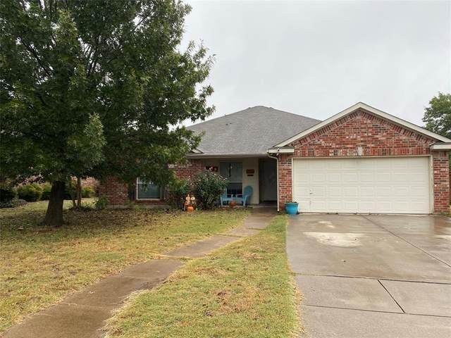 102 Deanna Lane, Weatherford, TX 76087 (MLS #14463215) :: The Good Home Team