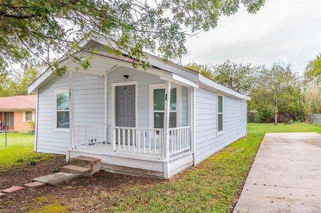 721 Lakey Street, Denton, TX 76205 (MLS #14463225) :: Keller Williams Realty