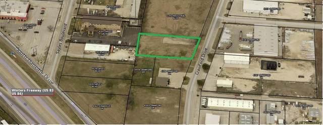 TBD Crawford, Abilene, TX 79605 (MLS #14463226) :: All Cities USA Realty