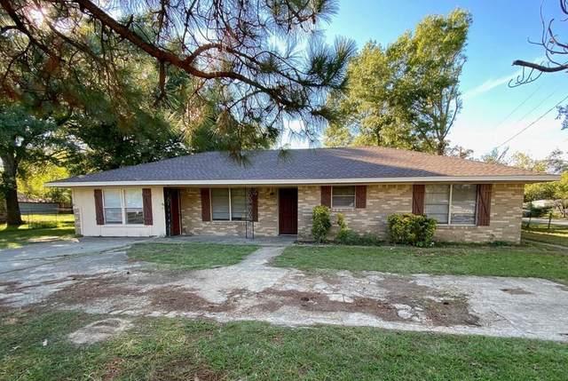 607 N Houston Street, Edgewood, TX 75117 (MLS #14463228) :: The Tierny Jordan Network