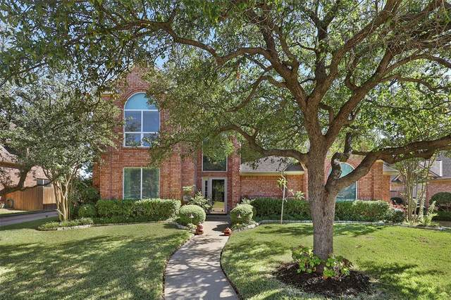 6605 Kennedy Drive, Colleyville, TX 76034 (MLS #14463240) :: Real Estate By Design