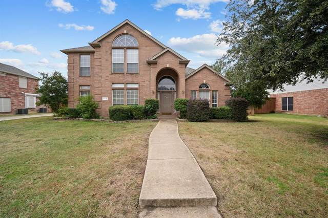 112 Shanandoah Lane, Murphy, TX 75094 (MLS #14463257) :: Hargrove Realty Group