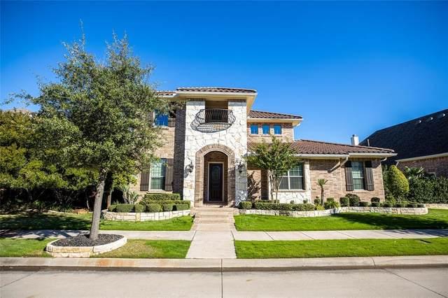 4028 Jasmine Fox Lane, Arlington, TX 76005 (MLS #14463284) :: The Chad Smith Team