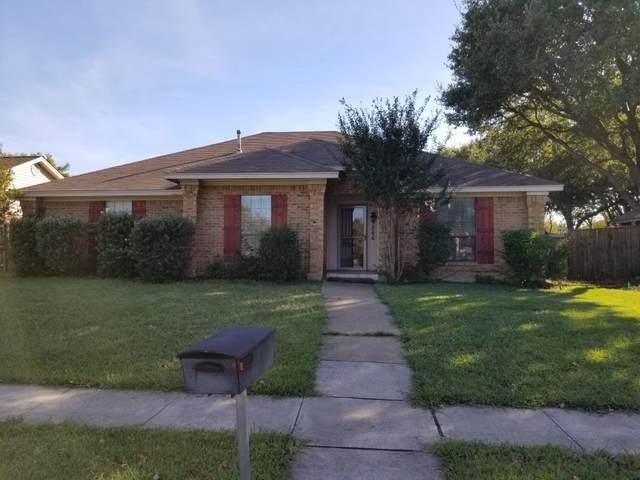 1866 College Parkway, Lewisville, TX 75077 (MLS #14463288) :: Keller Williams Realty