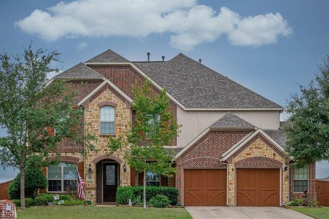 400 James Herndon Trail, Mckinney, TX 75071 (MLS #14463304) :: Hargrove Realty Group
