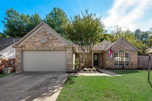 6218 Castle Creek Road, Arlington, TX 76017 (MLS #14463307) :: The Chad Smith Team