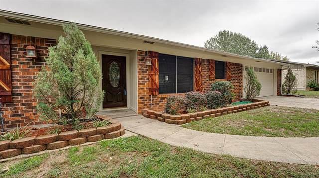 209 Jill Lane, Sulphur Springs, TX 75482 (MLS #14463366) :: The Tierny Jordan Network