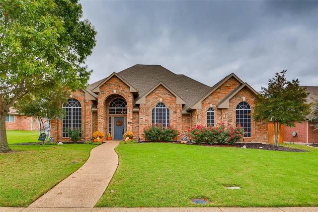743 Micah Drive, Rockwall, TX 75032 (MLS #14463373) :: The Mauelshagen Group