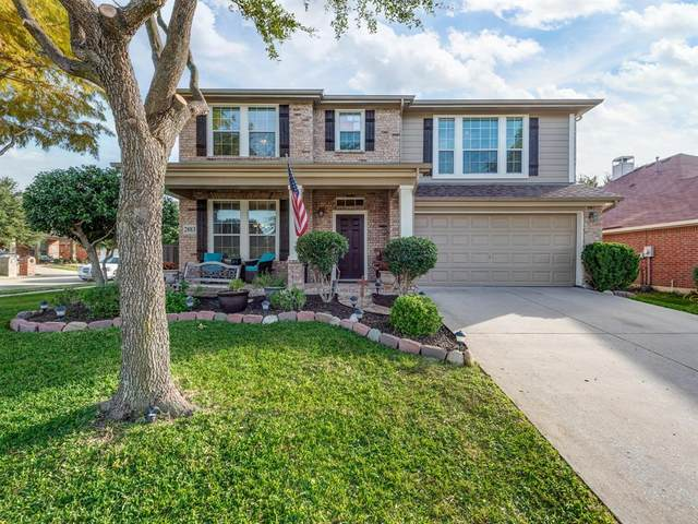 2883 Bruce Drive, Frisco, TX 75036 (MLS #14463389) :: Potts Realty Group