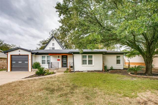 6713 John Drive, Richland Hills, TX 76118 (MLS #14463406) :: Real Estate By Design