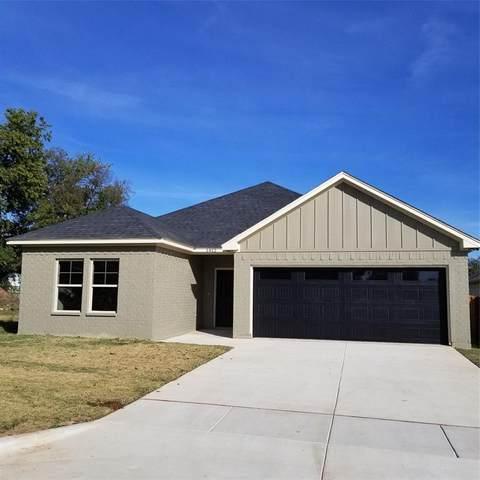 1412 Lexington Street, Weatherford, TX 76086 (MLS #14463411) :: Real Estate By Design