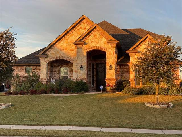 415 Bent Creek Cove, Argyle, TX 76226 (MLS #14463420) :: All Cities USA Realty