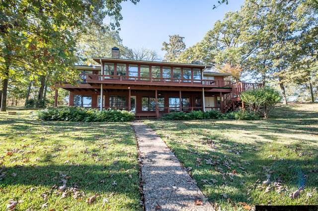 11 Private Road 52367, Pittsburg, TX 75686 (MLS #14463421) :: The Kimberly Davis Group