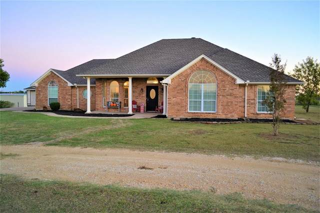 6816 County Road 604, Alvarado, TX 76009 (MLS #14463434) :: Hargrove Realty Group