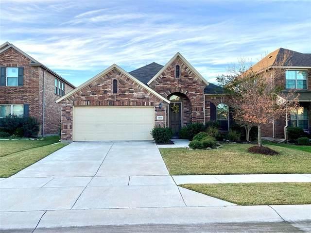 11616 Yarmouth Lane, Frisco, TX 75036 (MLS #14463443) :: Hargrove Realty Group