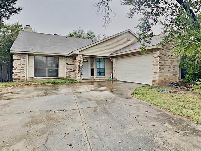 7500 Mayfair Circle, Fort Worth, TX 76123 (MLS #14463451) :: All Cities USA Realty