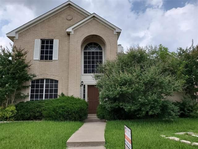 447 Saint Andrews Drive, Allen, TX 75002 (MLS #14463456) :: Hargrove Realty Group