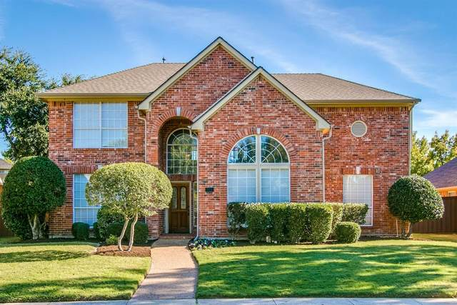 594 Harrison Hill Court, Coppell, TX 75019 (MLS #14463467) :: Hargrove Realty Group