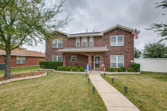 1815 Giddings Court, Allen, TX 75002 (MLS #14463477) :: The Mauelshagen Group
