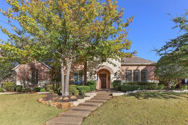6090 Sweeney Trail, Frisco, TX 75034 (MLS #14463498) :: The Kimberly Davis Group