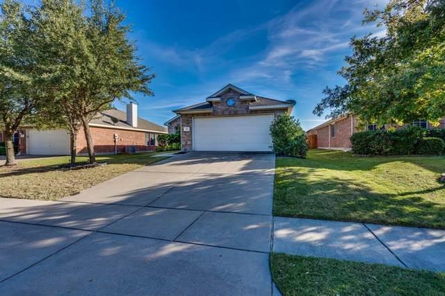206 Stampede Street, Waxahachie, TX 75165 (MLS #14463502) :: The Good Home Team