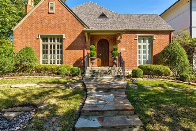1801 Western Avenue, Fort Worth, TX 76107 (MLS #14463545) :: Real Estate By Design