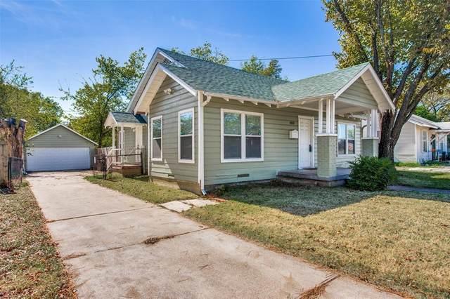 4434 Virginia Lane, Fort Worth, TX 76103 (MLS #14463547) :: Hargrove Realty Group