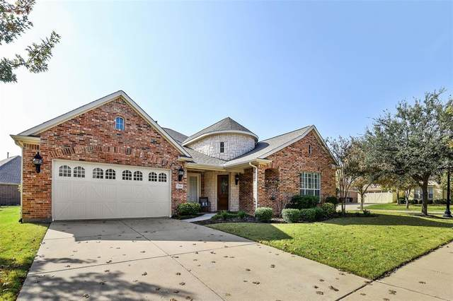 7183 Bay Hill Drive, Frisco, TX 75036 (MLS #14463613) :: Real Estate By Design